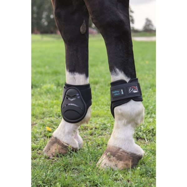 HKM Style Fetlock Boots Cooling