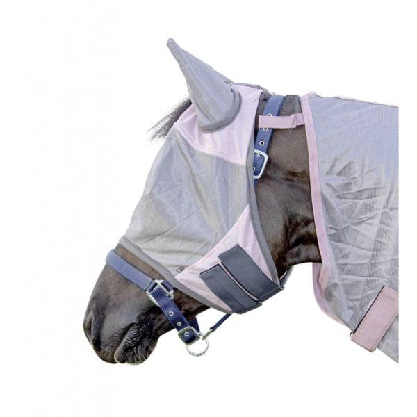 HKM Fly Mask Grey