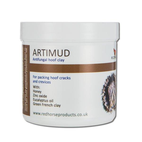 Artimud Antifungal Hoof Clay