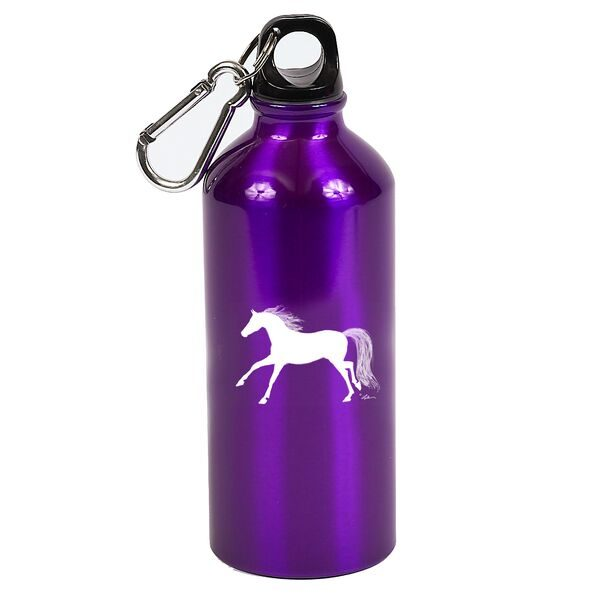 AWST International Lila Galloping Horse Sports Bottle