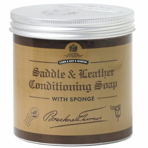 Carr and Day and Martin Horse Brecknell Turner Saddle Soap