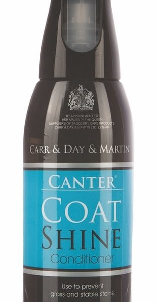 Carr and Day and Martin Horse Canter Coat Shine Conditioner