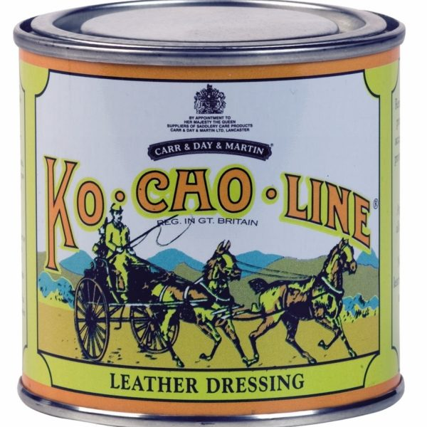 Carr and Day and Martin Horse Ko-Cho-Line Leather Dressing