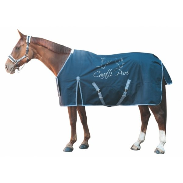 Cavalli Puri Outdoor Blanket Armonia 1680D, Fleece Lining