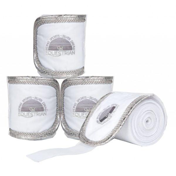 Cavallino Marino Polar Fleece Polo Wraps Venezia