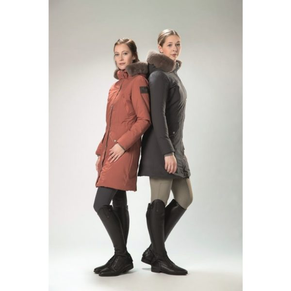 Cavallino Marino Style Coat Topas