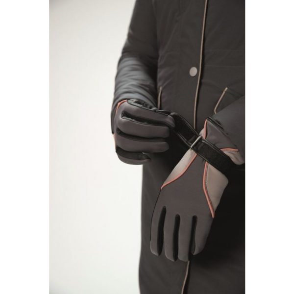 Cavallino Marino Style Softshell Riding Gloves TopasNaN