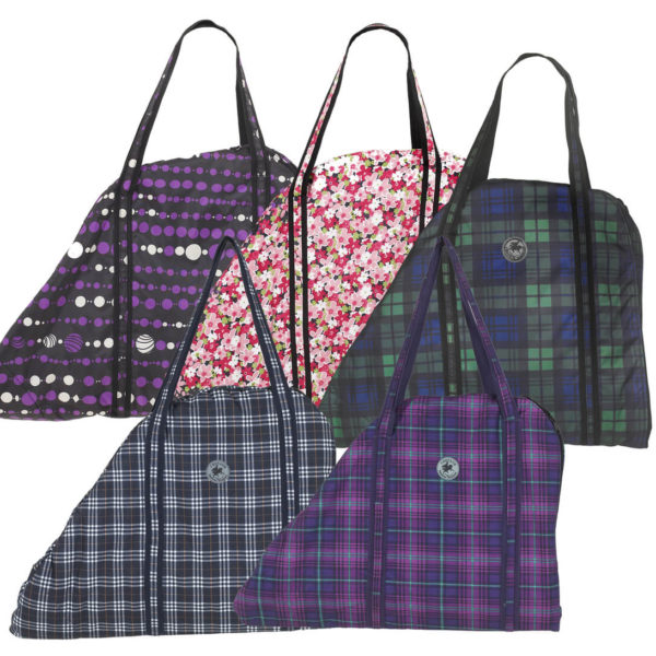 Centaur® Saddle Bag Carrier Classic Plaid Fashion