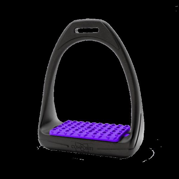 Compositi Reflex Stirrups Purple