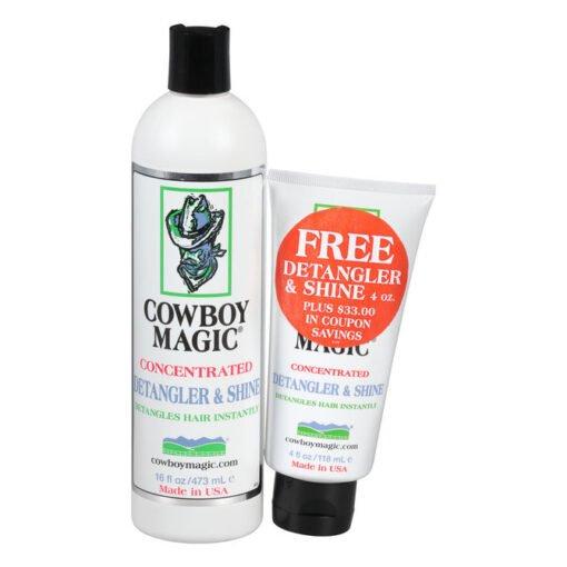 Cowboy Magic Detangler and Shine