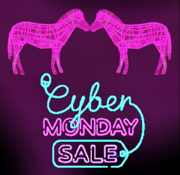 Cyber Monday Tack Sale Horse