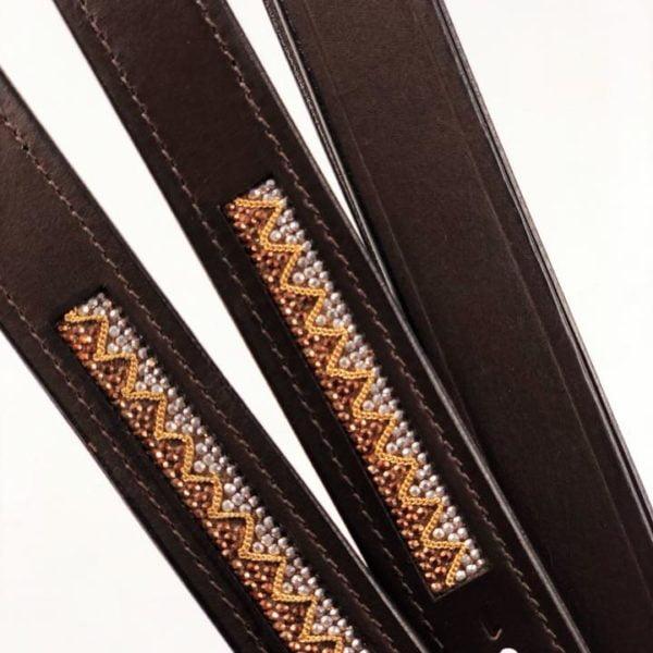 English Stirrup Leathers and Stirrup Irons