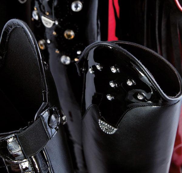 English Tall Boots