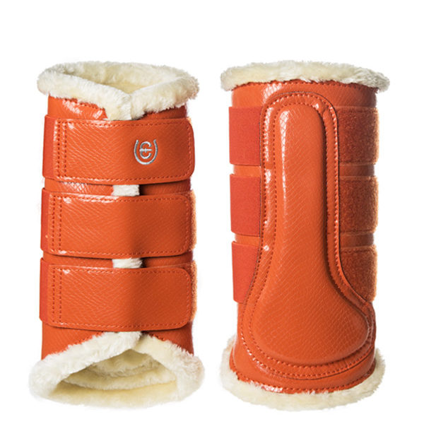 Equestrian Stockholm Boots Orange