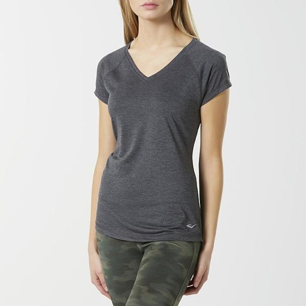 Everlast V-Neck Athletic T-Shirt