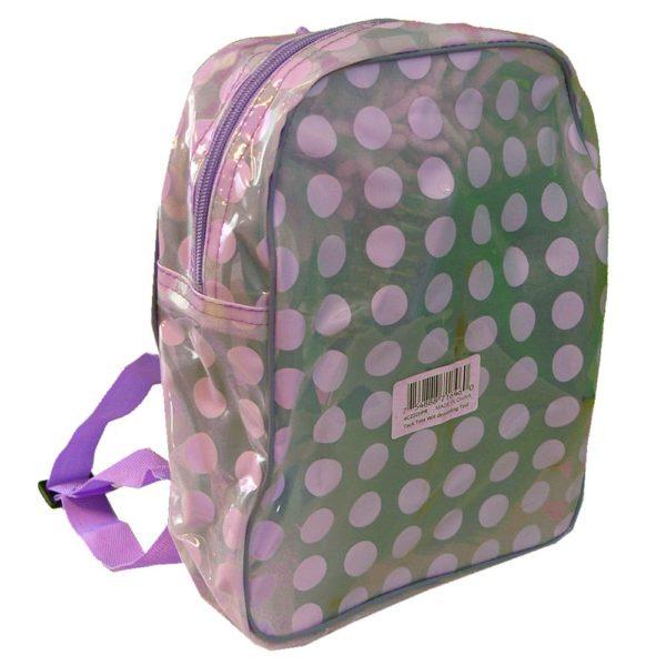 Grooming Kit Backpack Purple