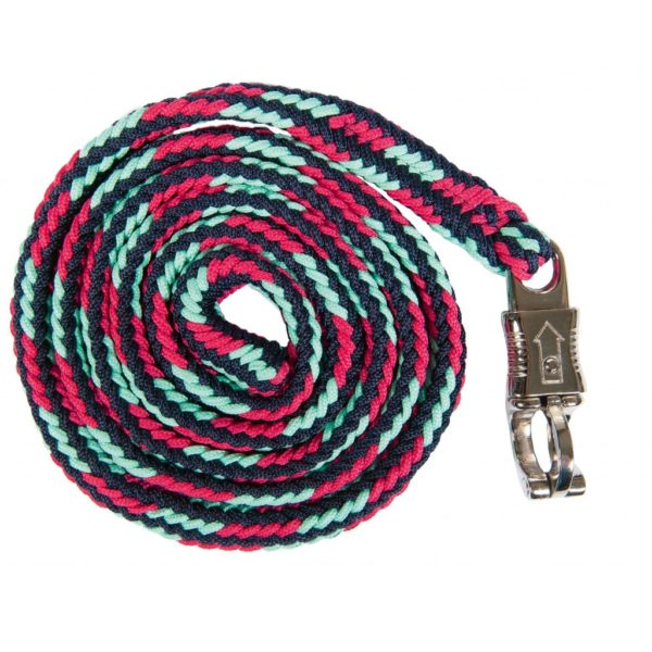 HKM Advanced Lead Rope with Panic Hook