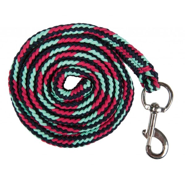 HKM Advanced Lead Rope with Snap Hook