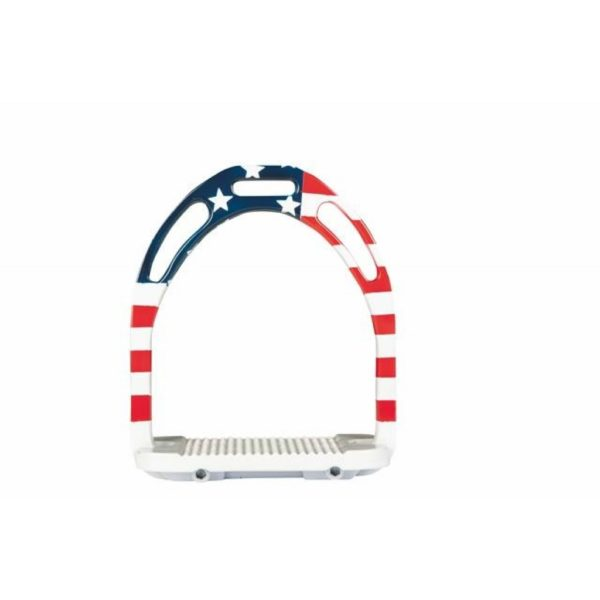 HKM Flag Stirrups