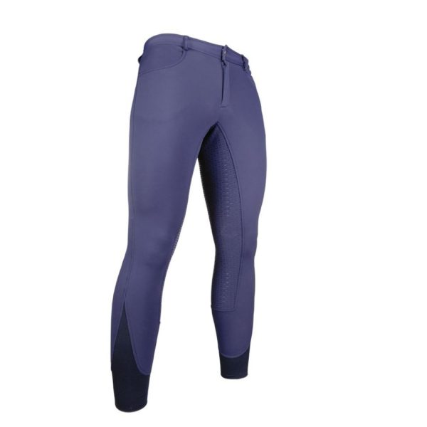 HKM Mens Riding Breeches Softshell