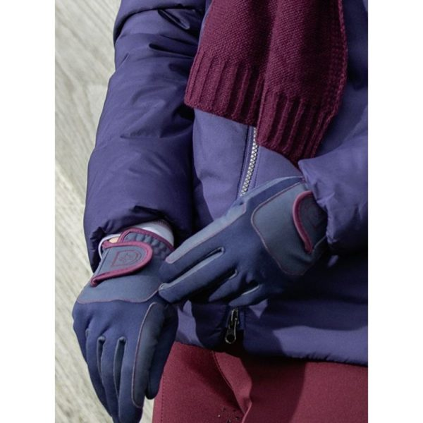 HKM Morello Riding Gloves
