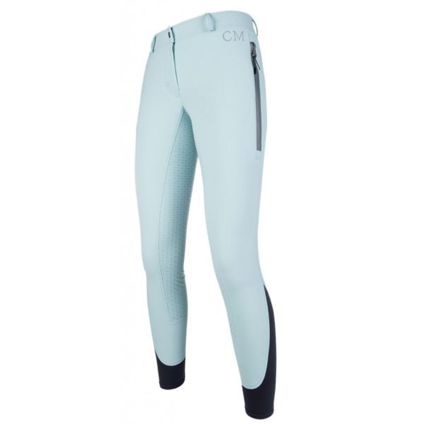HKM Rimini Riding Breeches Silicone Full Seat Pam Sporty