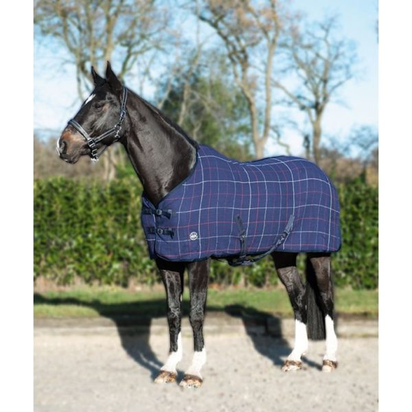 HKM Stable Blanket Waffle Look