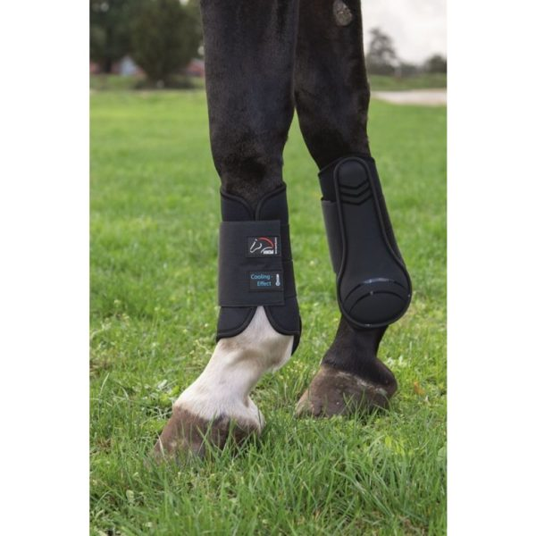 HKM Style Protection Boots Cooling