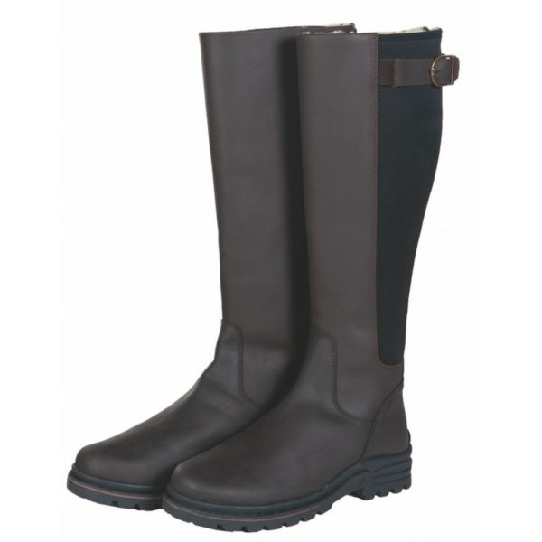 HKM Style Riding Boots Glasgow Winter