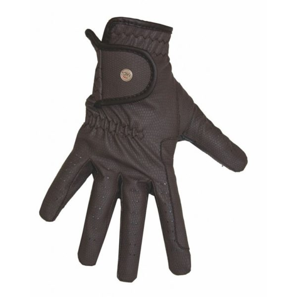 HKM Style Riding Gloves with Grip