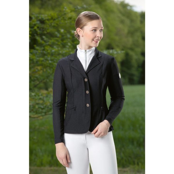 HKM Women's Competition Jacket Mesh
