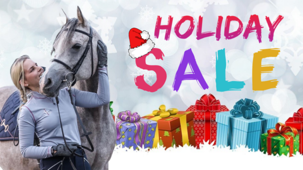 Holiday Tack Sale