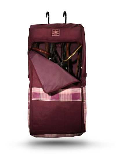 Saddle Covers, Boot Carriers & Totes