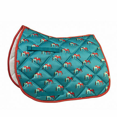 LÉTTIA Collection Printed Hugging Horses All Purpose Pad