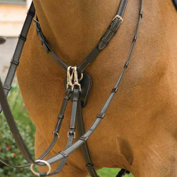 Lami-Cell Two Tone Hunting Breastplate