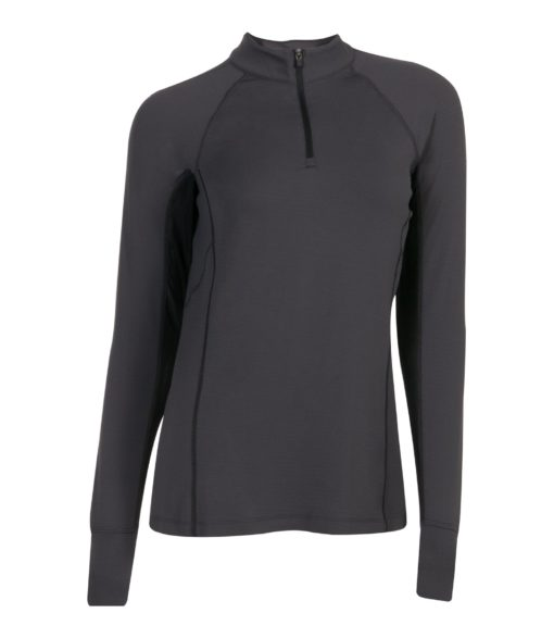 Noble Outfitters Ashley Performance Shirt Long Sleeve Asphalt