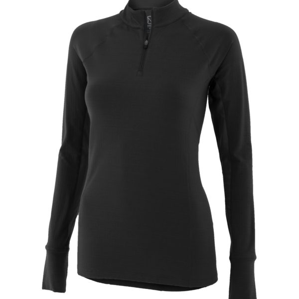Noble Outfitters Ashley Performance Shirt Long Sleeve Black