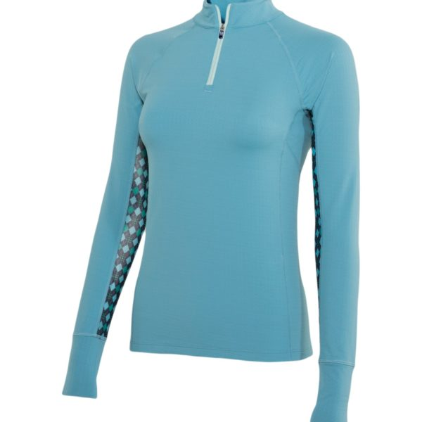 Noble Outfitters Ashley Performance Shirt Long Sleeve