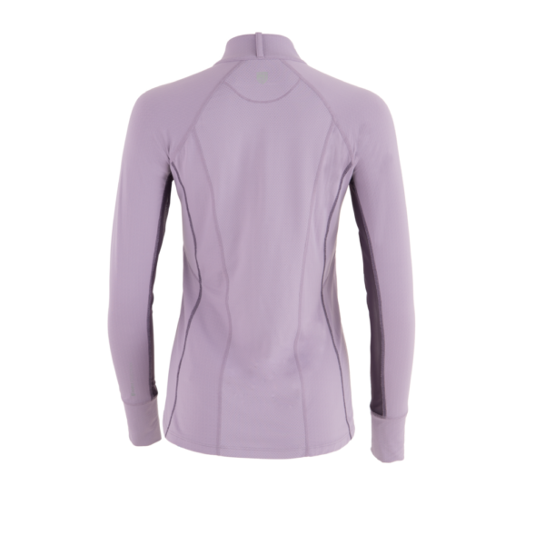 Noble Outfitters Ashley Performance Shirt Purple Ash