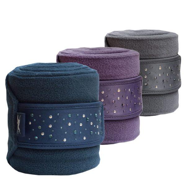 Schockemöhle Jeanie Chrome Fleece Bandages