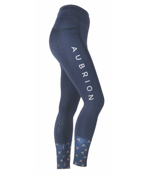Shires Aubrion Stanmore Riding Tights- Ladies