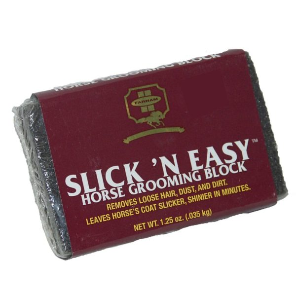 Slick N' Easy Grooming Block