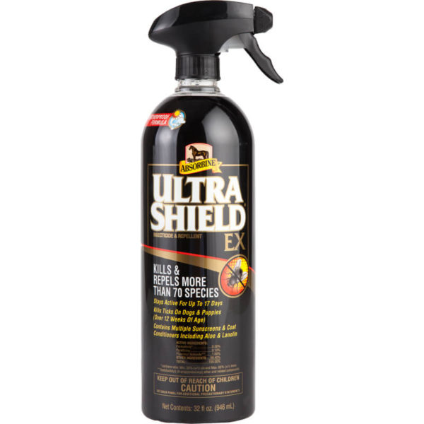 Ultrashield Ex Fly Spray Repellant 32 oz